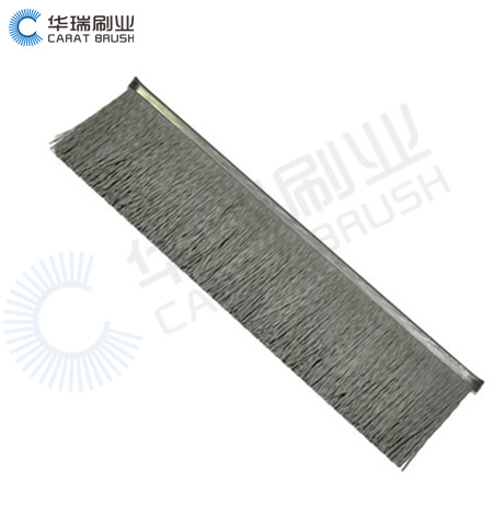 Abrasive Silk Strip Brush